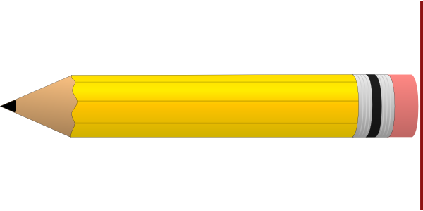 Yellow 2 Pencil Clip Art At Clker Com Ve-Yellow 2 Pencil Clip Art At Clker Com Vector Clip Art Online-18