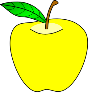 yellow clipart