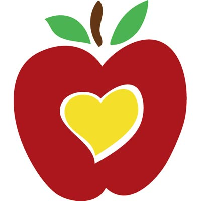 Yellow Apple Clipart | Clipart library - Free Clipart Images