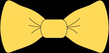 Yellow Bow Tie-Yellow Bow Tie-18