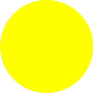 Yellow Dot Clipart