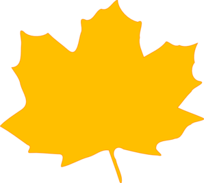 Yellow Fall Leaf Clip Art-Yellow Fall Leaf Clip Art-16