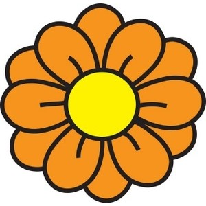 Yellow Flower Clip Art - Clipartall ...-Yellow Flower Clip Art - clipartall ...-9