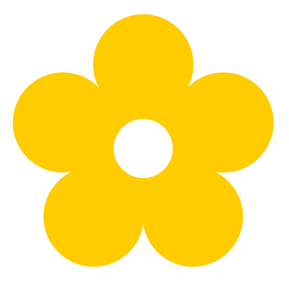 Yellow Flower Clipart-Yellow Flower Clipart-0