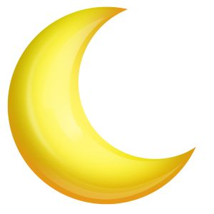 Yellow Moon Clipart Published By Child I-Yellow Moon Clipart Published By Child Injury Lawy-17