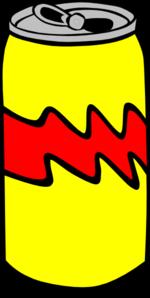 Yellow Pop Can Clip Art At Clker Com Vec-Yellow Pop Can Clip Art At Clker Com Vector Clip Art Online Royalty-17
