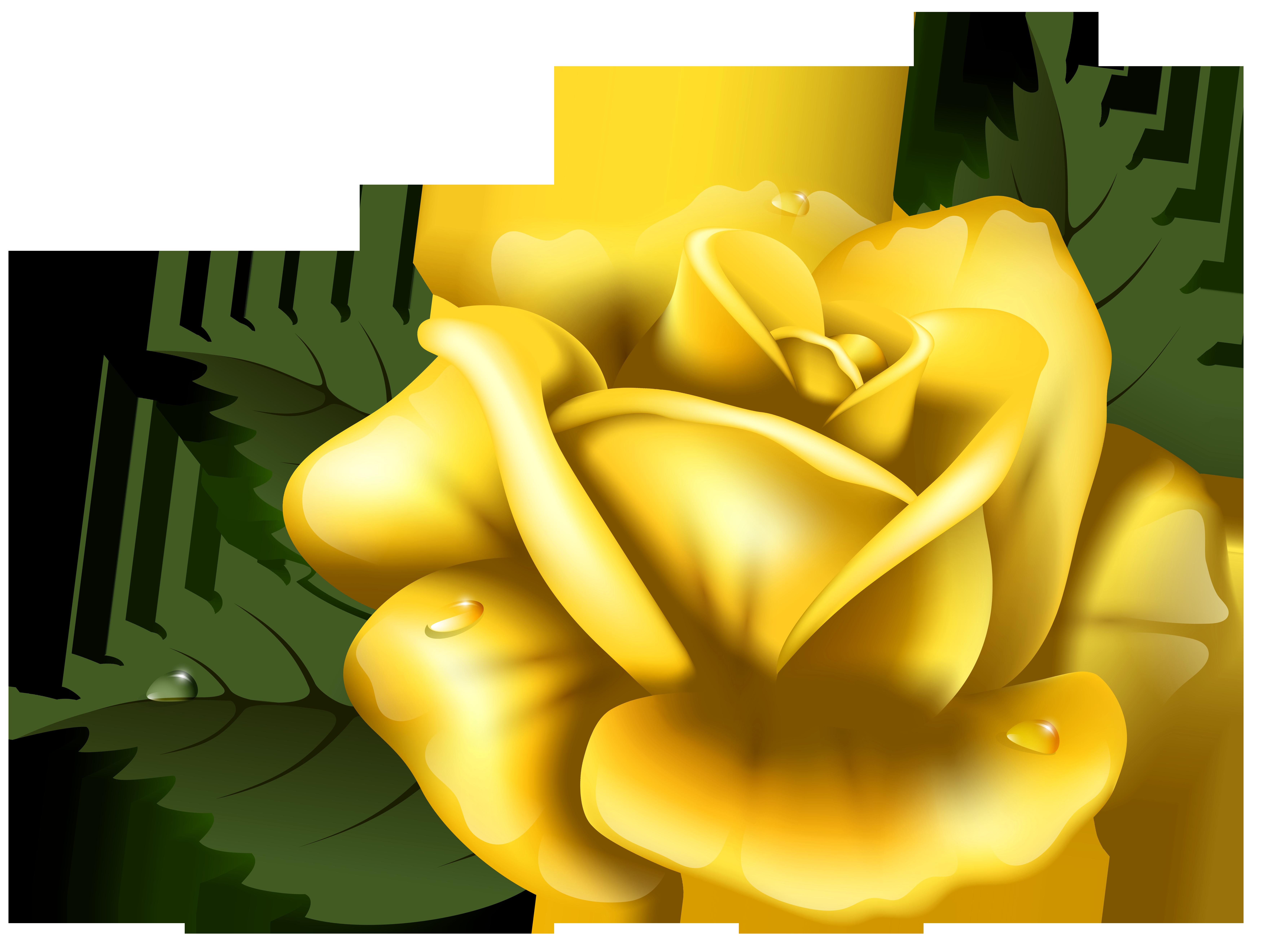 ... Yellow Rose Clip Art - Clipartall ..-... Yellow Rose Clip Art - clipartall ...-9