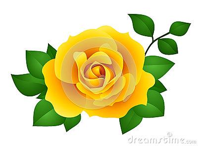 Yellow Rose Clip Art-Yellow Rose Clip Art-11