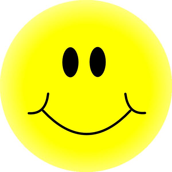 Yellow Smiley Face Clip Art At Clker Com Vector Clip Art Online