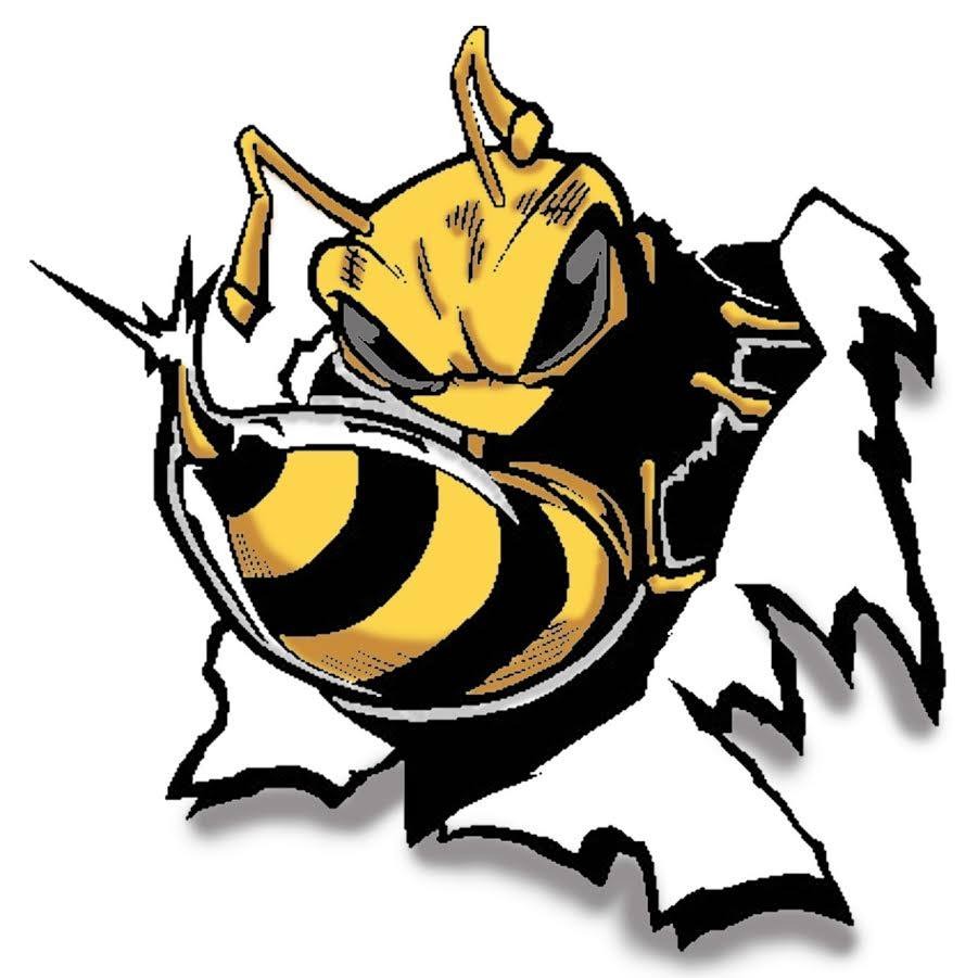 Yellowjacket clipart head ...