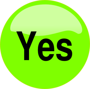 Yes Button Clip Art , royalty-Yes Button Clip Art , royalty-3