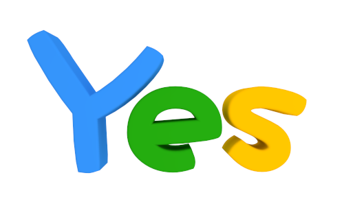 Yes Clip Art u0026middot; Yes-Yes Clip Art u0026middot; Yes-14