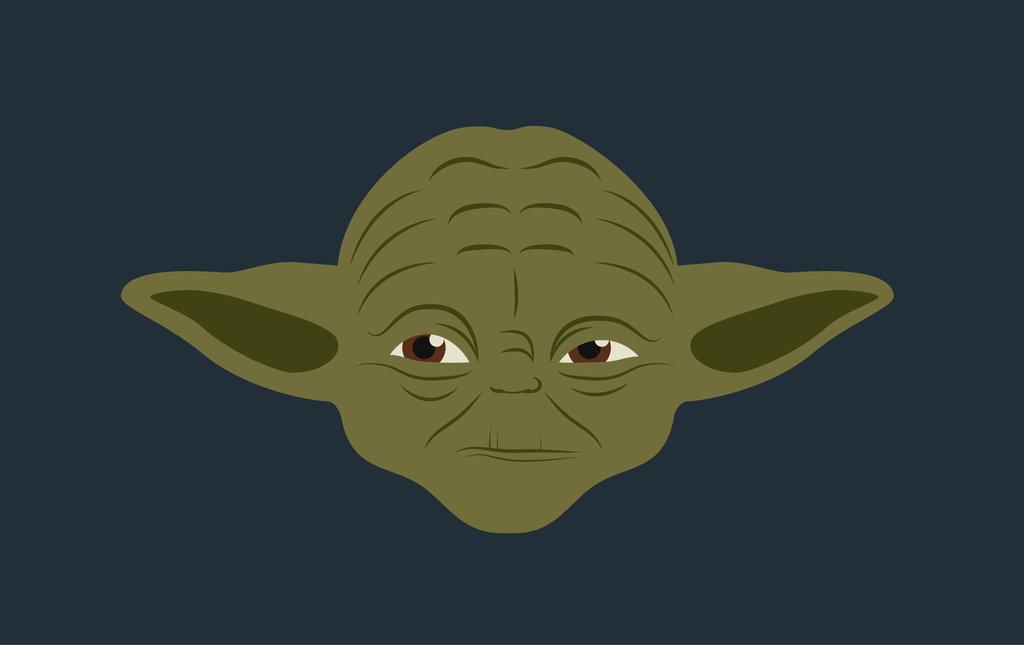 Yoda Head Clipart-Yoda head clipart-17