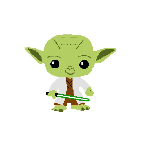 yoda silhouette clip art . Unavailable Listing on Etsy