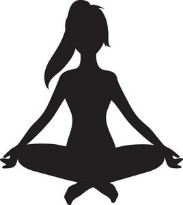 Appearance clipart: yoga-clip-art-12