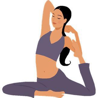 Yoga Clipart-Yoga Clipart-11