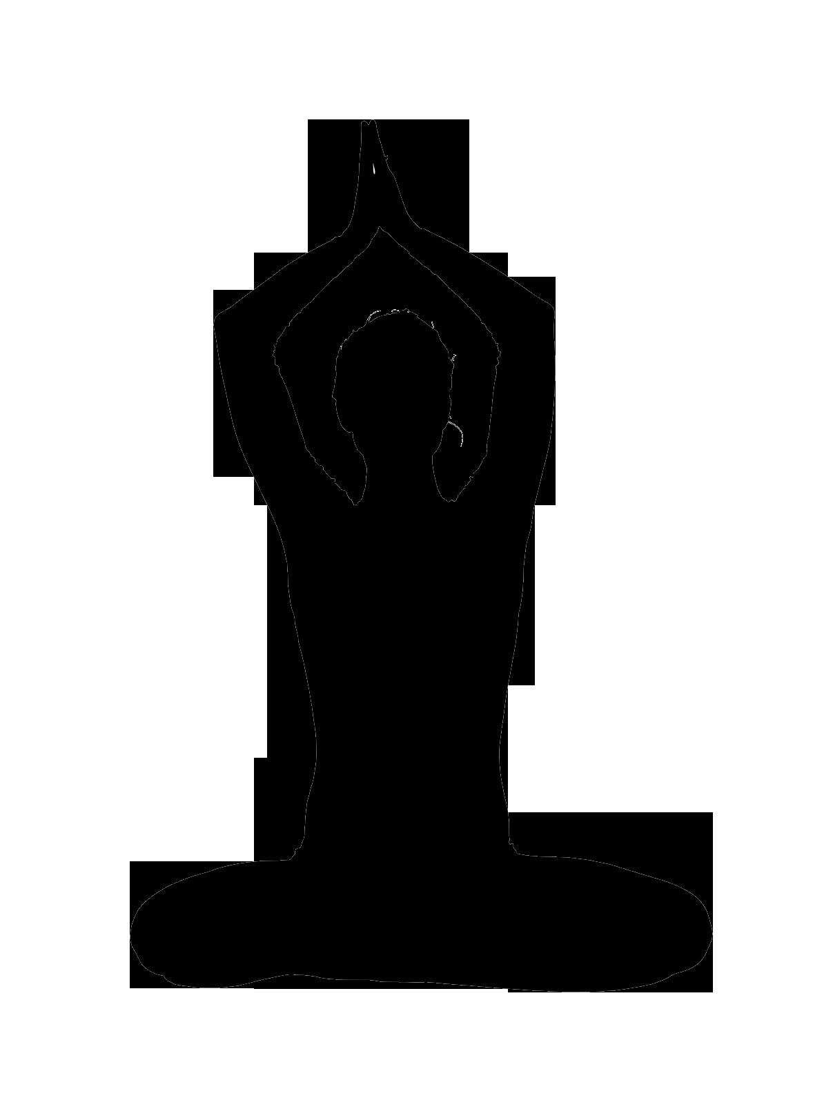 Yoga Silhouette-Yoga Silhouette-14