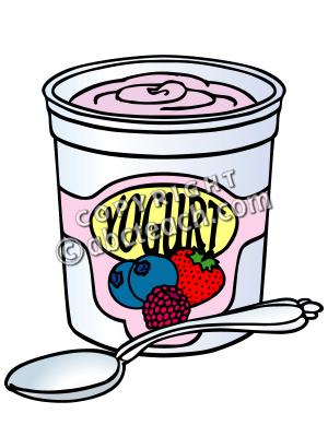 yogurt clipart-yogurt clipart-6