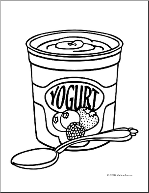 Yogurt 20clipart