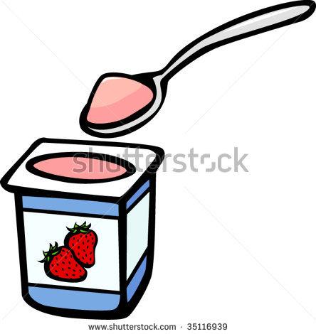 yogurt clipart-yogurt clipart-3