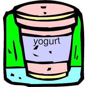 Yogurt clipart, cliparts of Yogurt free -Yogurt clipart, cliparts of Yogurt free download-12