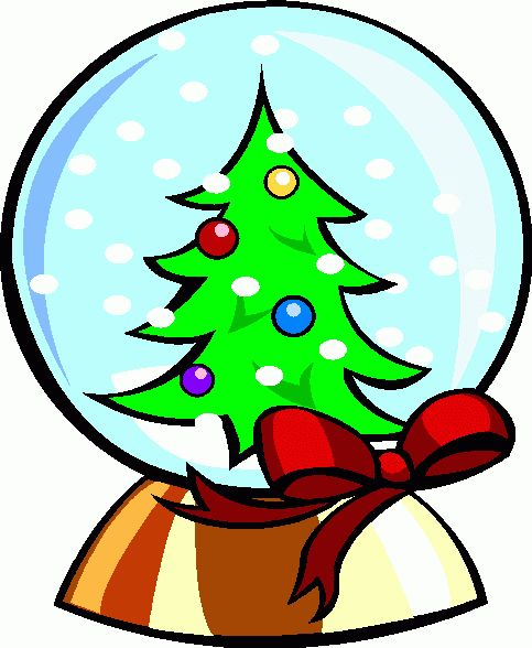 You can use a snow globe clipart to design a website logo or you can use