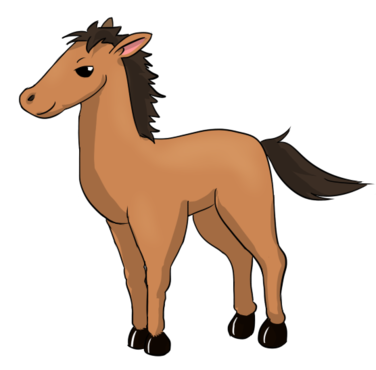 You Can Use This Cartoon Horse Clip Art -You can use this cartoon horse clip art on your childrenu0026#39;s books, school projects, animal magazines, websites, etc. Use this clip art freely on your ...-19