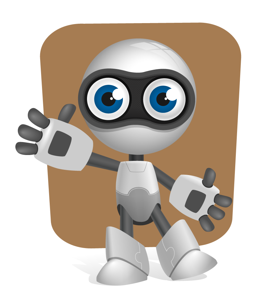 You can use this friendly robot clip art on your personal or commercial projects. Spruce up your game projects, storybook illustrations, websites, ...