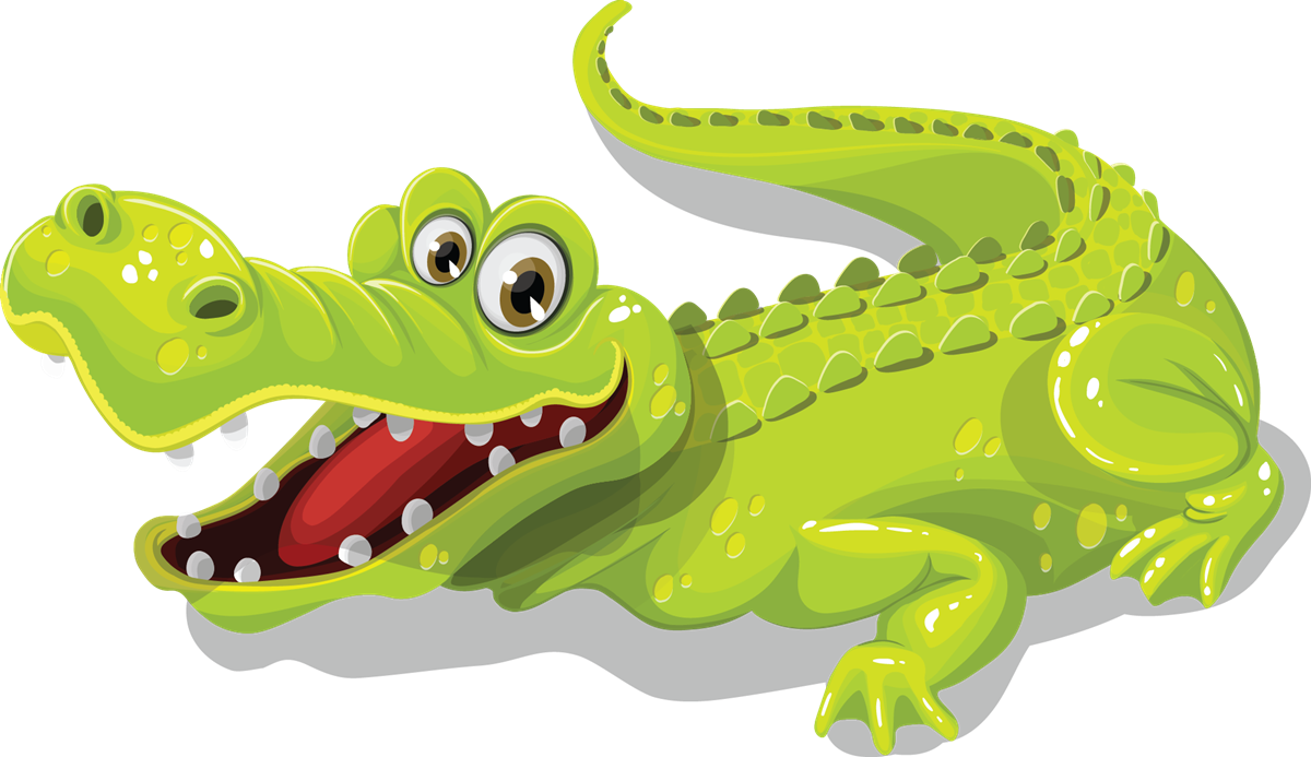 You can use this happy crocodile clip art on whatever project of yours that requires you to show an image of a crocodile. Feel free to use this clip art for ...