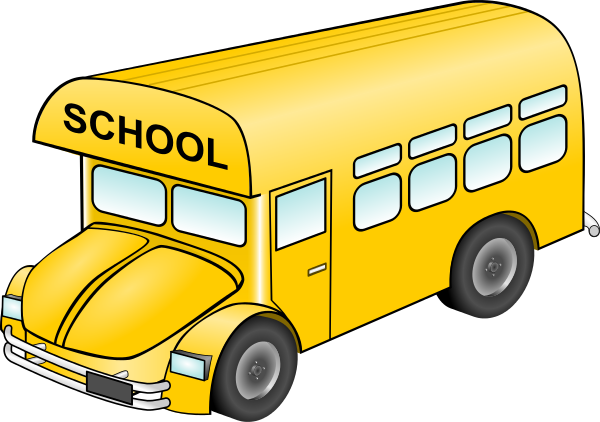 You can use this nice school bus clip art on your personal or commercial projects. You can use it on your school projects, art and craft projects, ...