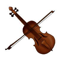 You Can Use This Small Violin Clip Art O-You can use this small violin clip art on your personal or commercial projects as long as you credit the source of the clip art which is OpenGameArt clipartall.com.-18
