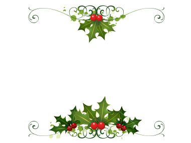 You can view these borders in - Holiday Clip Art Borders