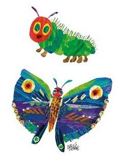 you not love Eric Carle?