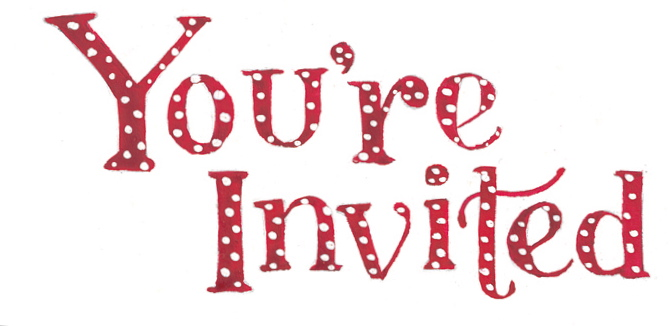 You Re Invited Clipart You Re Invited Birthday You Re Invited