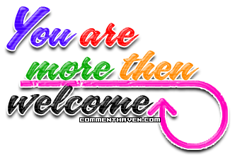 ... You re welcome clipart - ClipartFox ...