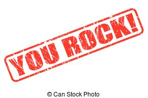 ... YOU ROCK red stamp text on white-... YOU ROCK red stamp text on white-13