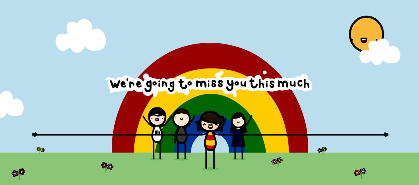 Youll Be Missed Clipart - We Will Miss You Clip Art