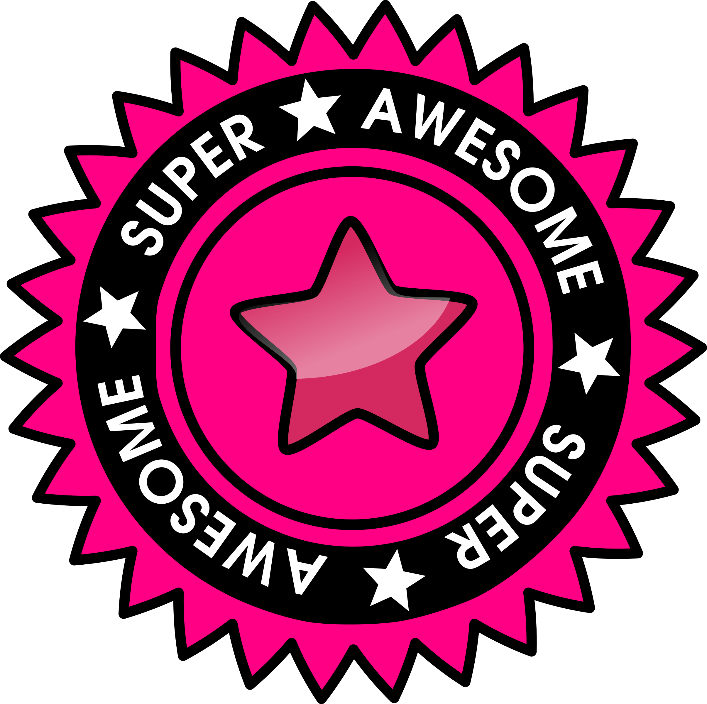 Your awesome clipart image