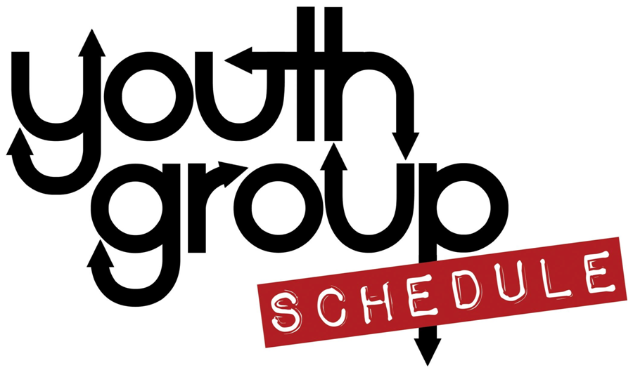 Youth Group Schedule