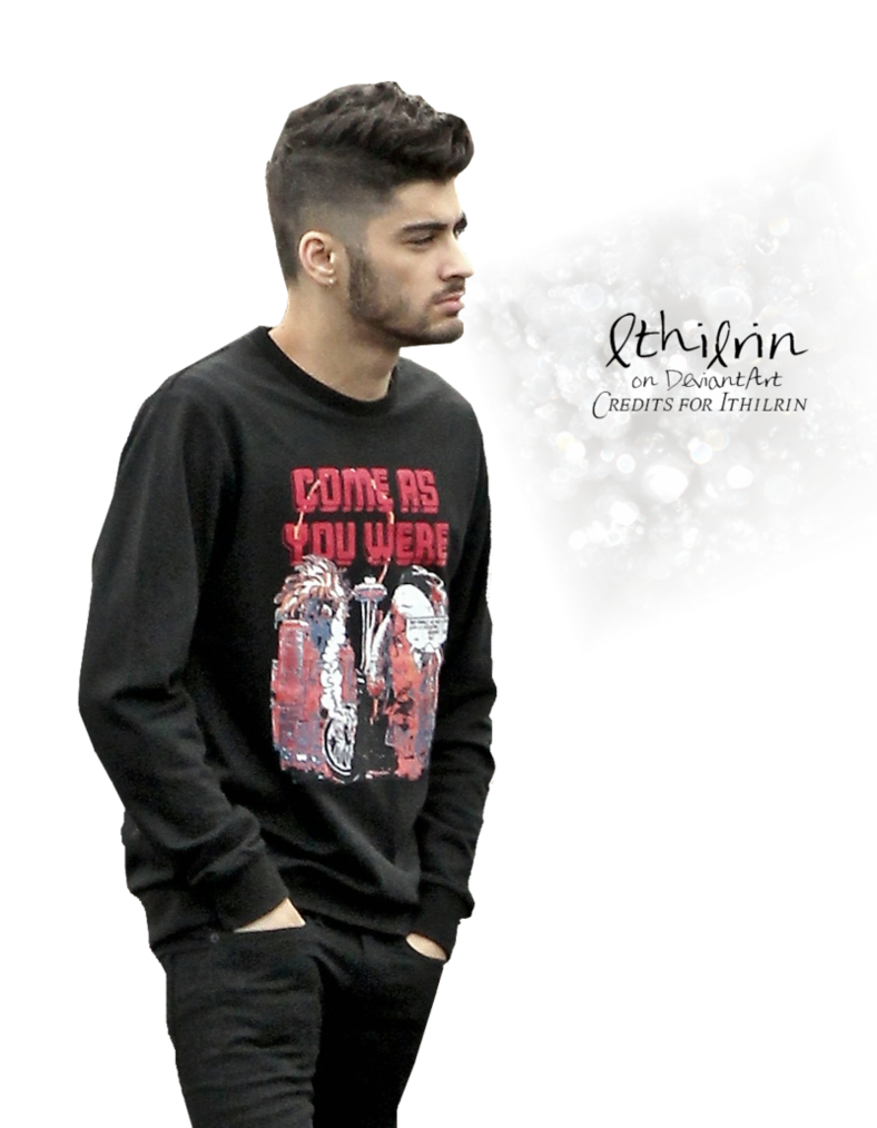 Zayn Malik render 018 [.png] by Ithilrin by Ithilrin ClipartLook.com