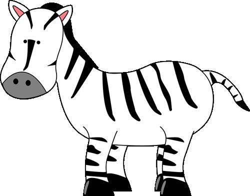 Zebra for Letter Z Clip Art - Zebra for Letter Z Image