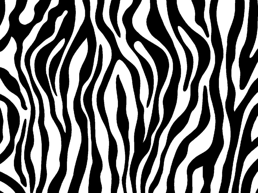 Zebra Print Coloring Pages .