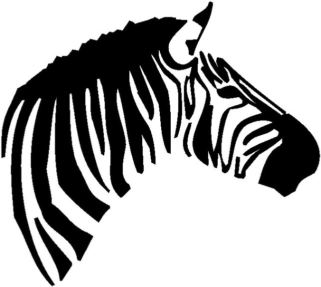 Zebras Clip Art-Zebras Clip Art-18