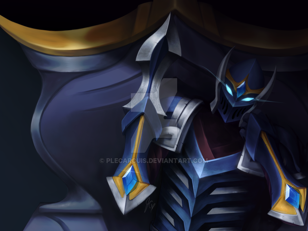 Zed The Master Of Shadows Clipart