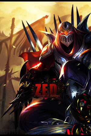 Zed ~ Master Of Shadows By Padowan73 Plu-Zed ~ Master of Shadows by Padowan73 PlusPng clipartlook.com - Zed The Master Of Shadows-5