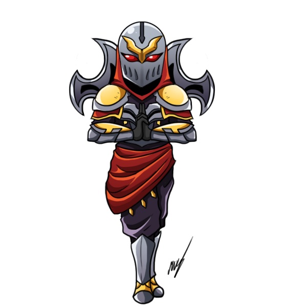 Zed The Master Of Shadows Clipart Lol-Zed The Master Of Shadows Clipart lol-17
