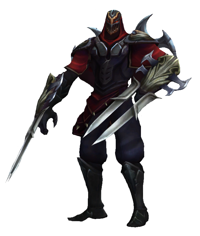 Zed The Master Of Shadows Clipart Lol-Zed The Master Of Shadows Clipart lol-18