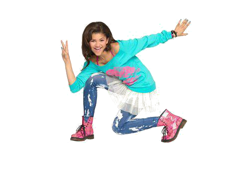 Zendaya Coleman Png by SofiOliviatorZwagger ClipartLook.com