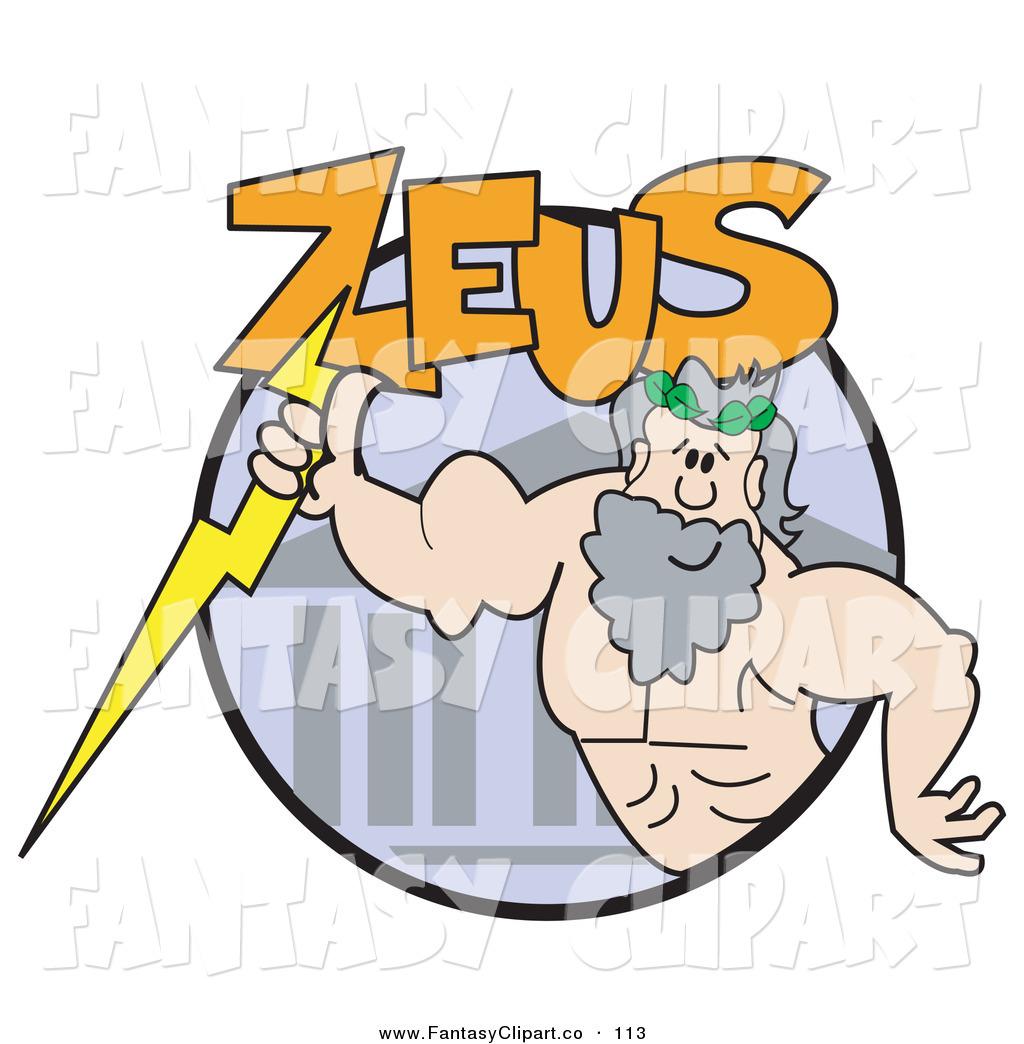 Zeus Clipart