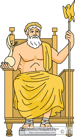 ... Zeus Clipart; Zeus Clipart